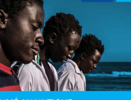 Nouveau rapport UNICEF-OIM : Un voyage épouvantable