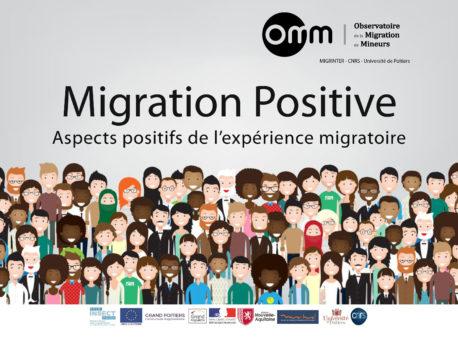 Ouvrage illustré : la migration positive